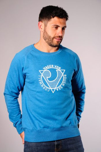 penny vor crew light blue-f