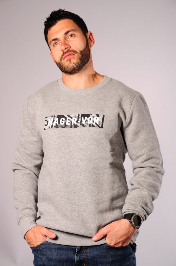 slash camo crew grey-f