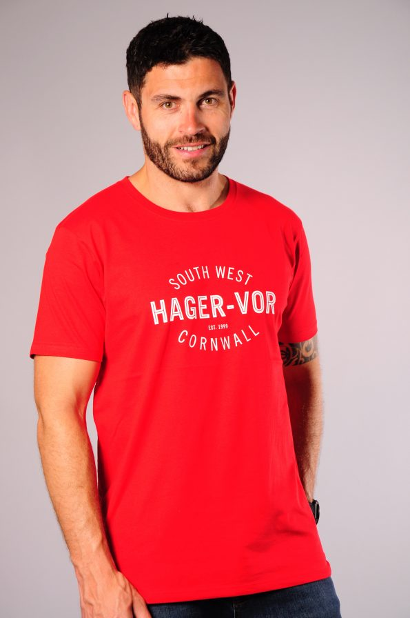 sw tee red-f